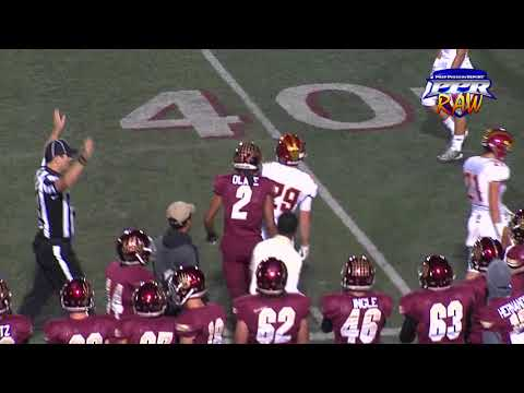 Week 14 RAW: Mission Hills 20, Torrey Pines 17