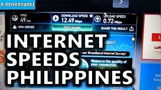 Philippines Internet: Manila, Palawan & Cebu, PH S3, Vlog #114