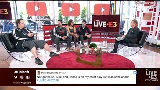 Rocco on YouTube Live E3 2018 - Ubisoft Predictions