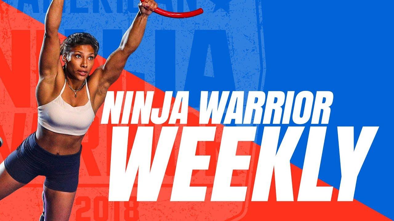 Download Meagan Martin Goes to Vegas - American Ninja Warrior Weekly: Minneapolis Finals (Digital Exclusive)