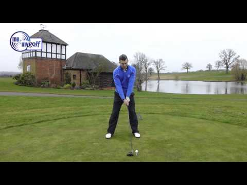 Follow Through and Finish in the Golf Swing
