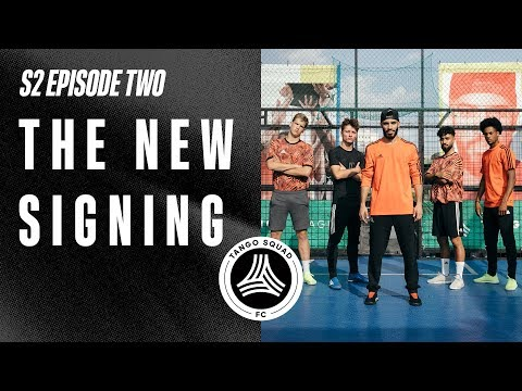 The New Signing feat. Kaká and SK Rapid Wien   Tango Squad FC   S2 EP2