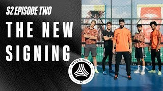 The New Signing feat. Kaká and SK Rapid Wien | Tango Squad FC