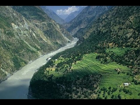 Know about major south-flowing river in South Asia, river Indus