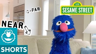 Sesame Street: Grover Shows Near and Far from Home!