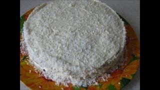 Торт без заморочек