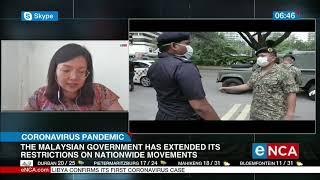 Malaysia Extends Lockdown