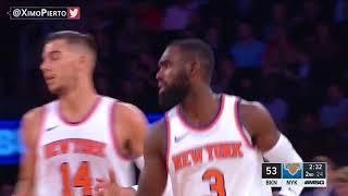 Brooklyn Nets vs New York Knicks   Full Game Highlights   October 3, 2017   2017 NBA Preseaon