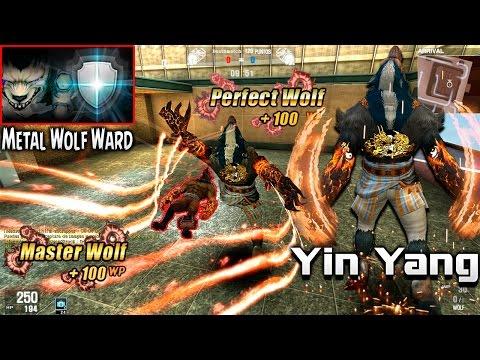 WolfTeam (Tattos 2017) YIN YANG + METAL WOLF GUARD!! Saladin Máximo Poder
