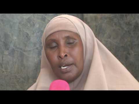 Deeq rashin ah oo lagarsiyay qaxotiga Dadaab