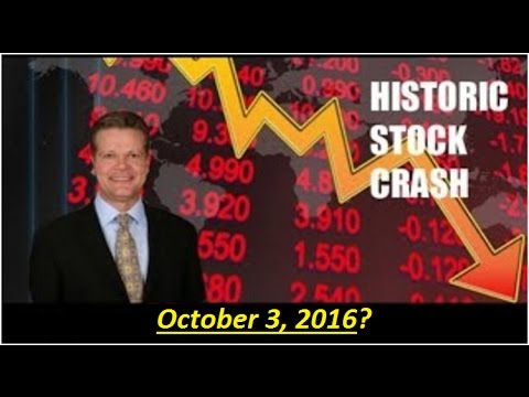 Financial Apocalypse Cometh BEGINS October 3 2016? - Bo Polny