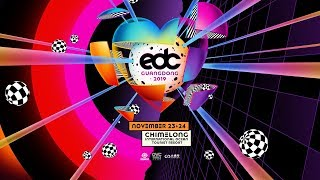 EDC Guangdong 2019 Official Announcement