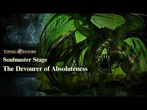 《Tower of Saviors》 - Soulmaster: The Devourer of Absoluteness 0 diamonds with Xi team