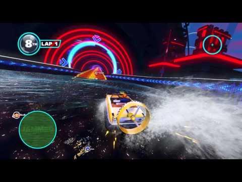 I'm a Noob (Sonic All Stars Racing Transformed) |