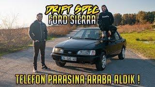 iPhone Parasına Ford Sierra 2.0 GLS Drift Arabası Aldık / Modifiyesiz Yanlıyor Mu ? Test Ettik thumbnail