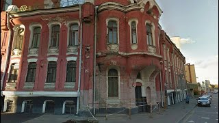 Закопанная Москва. Мифы истории: окна под землей.