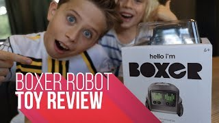 Boxer Robot | Toy Review