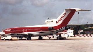 Pablo Escobar'ın Düşürdüğü Yolcu Uçağı