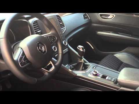 Fleet Test Drive Renault Talisman Energy dCi 130