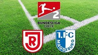 2. Bundesliga Check 2018 | Jahn Regensburg - 1. FC Magdeburg (Folge 4)