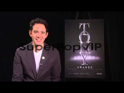 INTERVIEW - Santino Fontana on his experience being nomin...