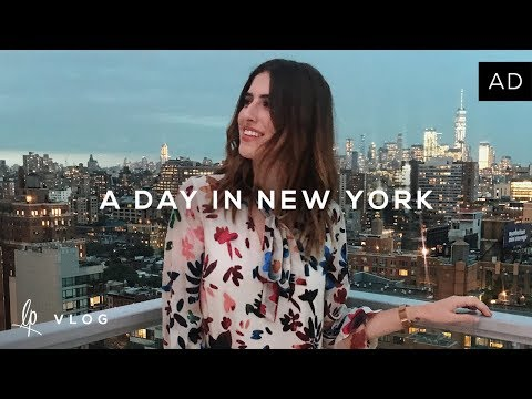 A DAY IN NEW YORK | Lily Pebbles