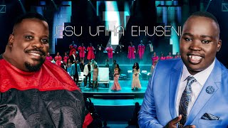 Gambar cover Spirit Of Praise 7 ft Sipho Ngwenya & Thinah Zungu - Jesu Ufika Ekuseni Gospel Praise & Worship Song