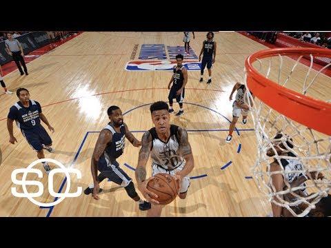 The Best Plays Of 2017 NBA Summer League | SportsCenter | ESPN