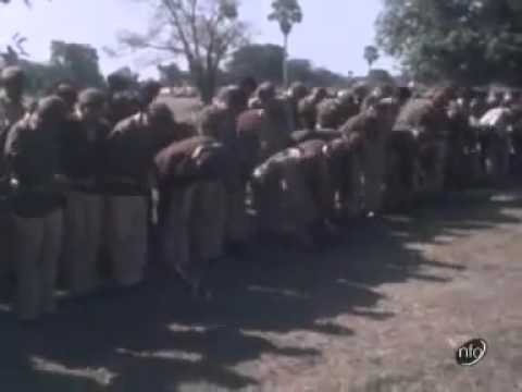Pakistan Army 2nd Surrender ceremony before Indian Army in Bangladesh 1971  war