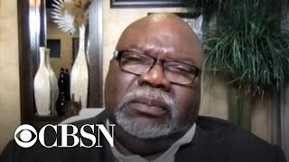 Bishop T.D. Jakes says Biden's inaugural address was