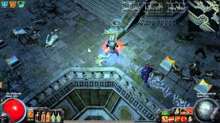 Patch 2.0 Promenade Map Boss Guide lvl 71 - Path Of Exile