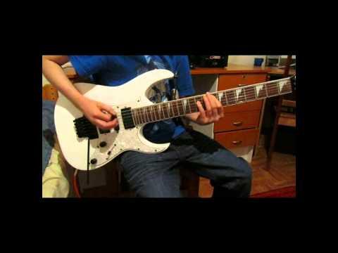 Children of Bodom - Bed of Razors (Instrumental Cover)
