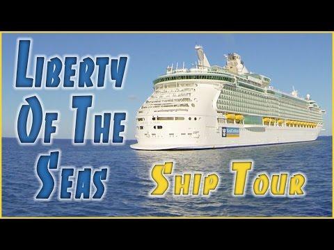 Royal Caribbean Liberty Of The Seas Ship Tour