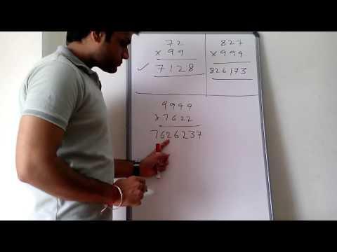 BEST video MBA(CAT/CET/UPSC/GMAT)4 FAST CALCULATION TRICK