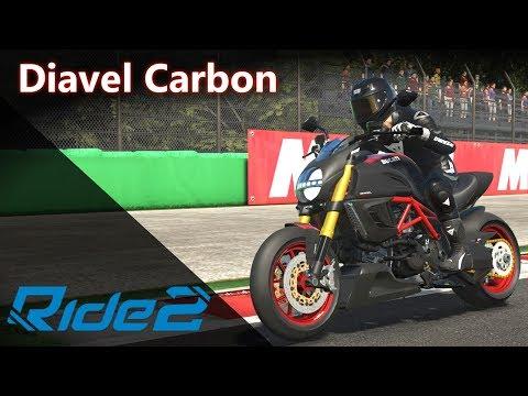 Ducati Diavel Carbon! Tunando e Turnê Mundial! | RIDE 2 [PT-BR]