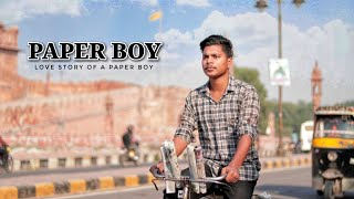 Sach Aur Jhooth | Love Story Of A Paper Boy | Anand Mandal