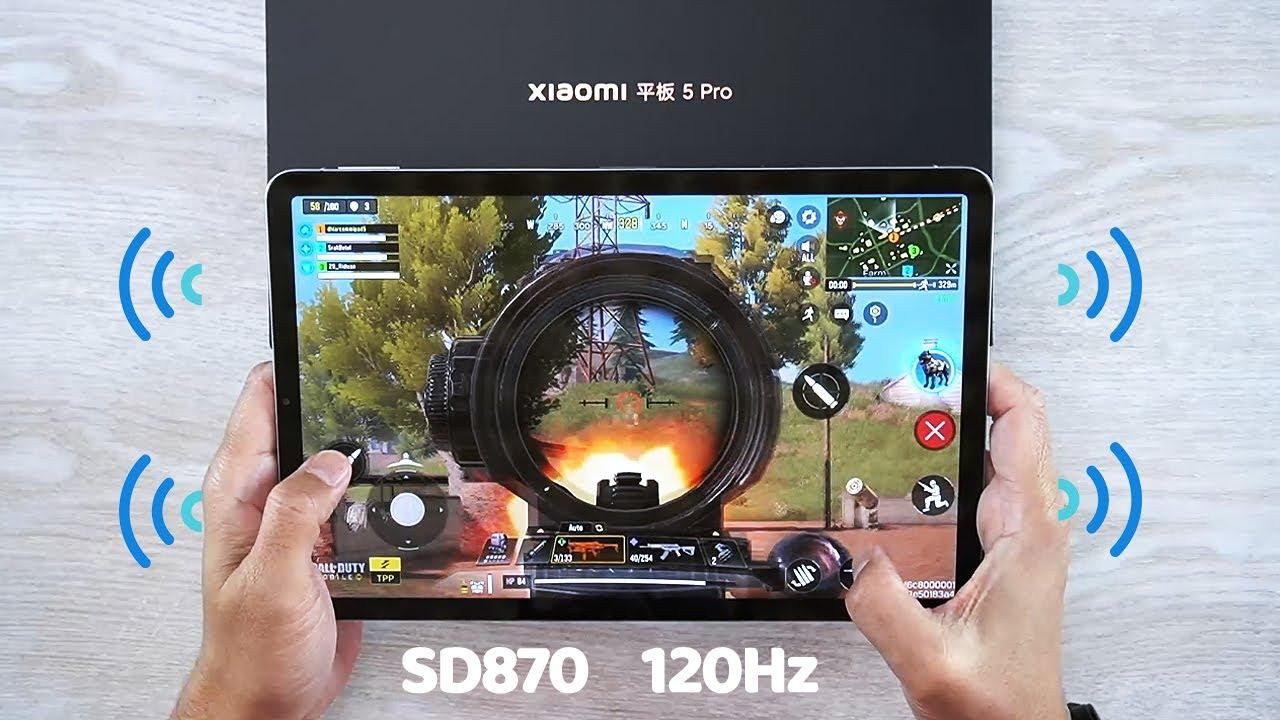 Main Genshin & CODM di XIAOMI PAD 5 PRO🔥🎮 + Tes Kamera
