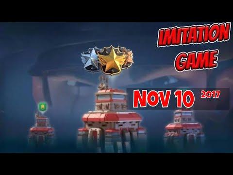 Boom Beach - HQ18 Imitation Game - Nov 10