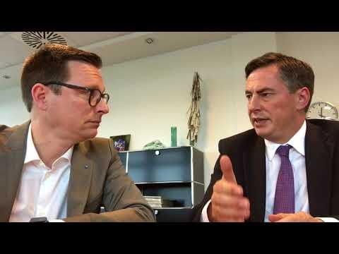 #kurzgeschnackt mit dem CDU-Europapolitiker und Minsterpräsidenten a.D. David McAllister
