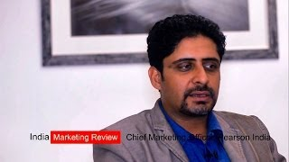 Asheesh Sabarwal, CMO Pearson India on marketing to communities 2014 (HD)