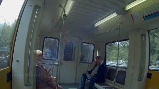 вся Филёвская линия метро. Участок