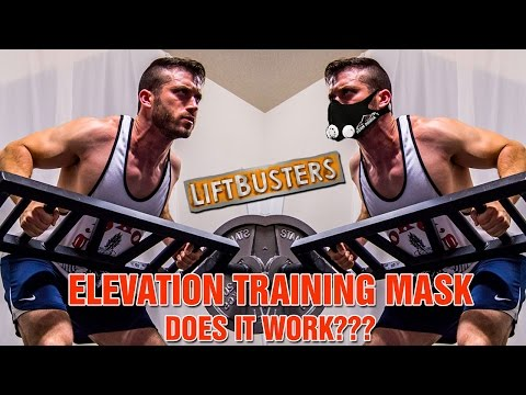 Lift Busters: Do Elevation Training Masks Work? High Altitude Mask / Oxygen Mask