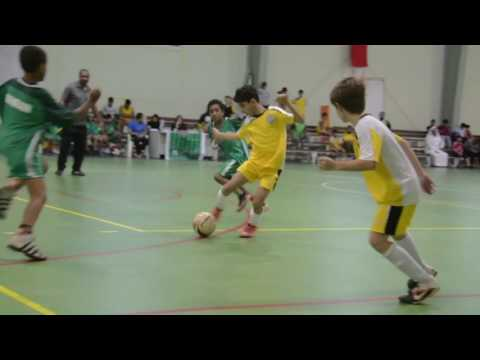 Champions Academy participate in Bahrain club tournament
