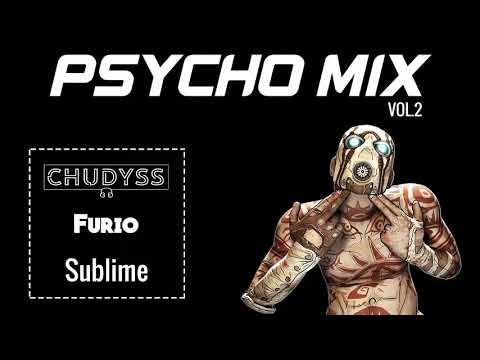 PSYCHO MIX ★ VOL.2 ★ VIXA 2020 ★ CHUDYSS & FURIO & SUBLIME