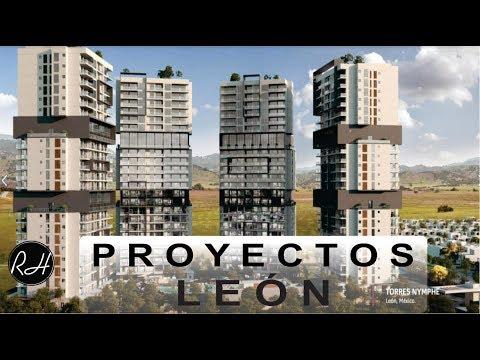 Proximos Edificios y Proyectos de Leon Gto Mexico 2017 / 2018 HD
