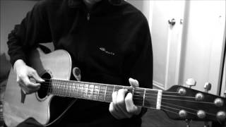 Opeth - Benighted (Guitar Cover)