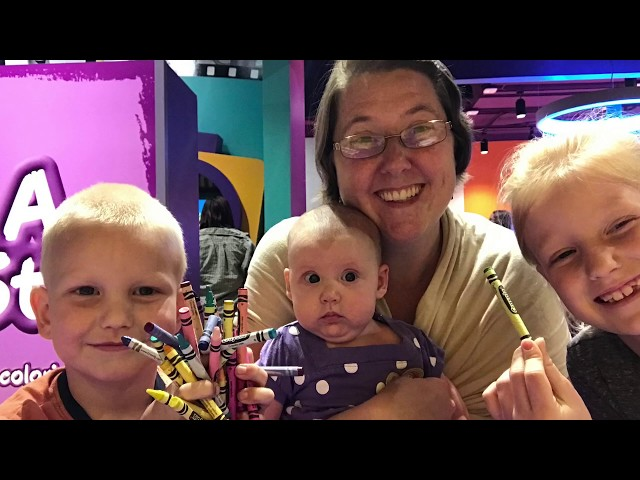 Crayola Experience in Chandler, AZ - Phoenix With Kids