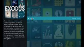 Watch Free HD Movies Install Kodi 17.1 with Exodus 3.1.3 Step by Step Guide