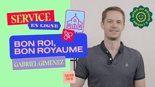 Bon Roi, bon Royaume | Gabriel Gimenez | Église Hillsong