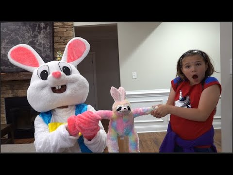 The Bad Bunny Did It! Escape The Crazy Easter Bunny Play Tricks